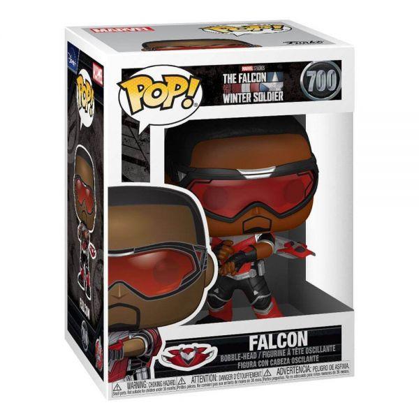 The Falcon and the Winter Soldier POP! Marvel Vinyl Figur Falcon 9 cm Marvel