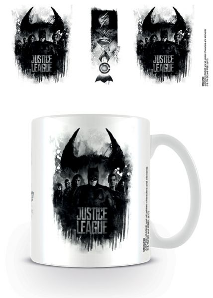 Justice League Movie: Dark Horizon, Tasse