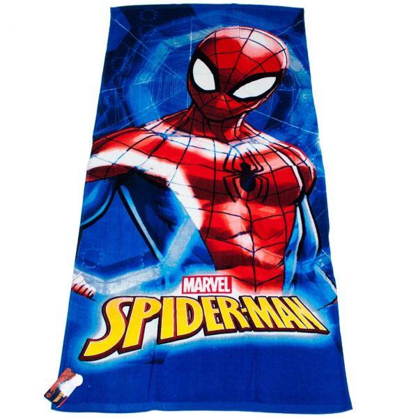 Spider-Man Handtuch blau Marvel
