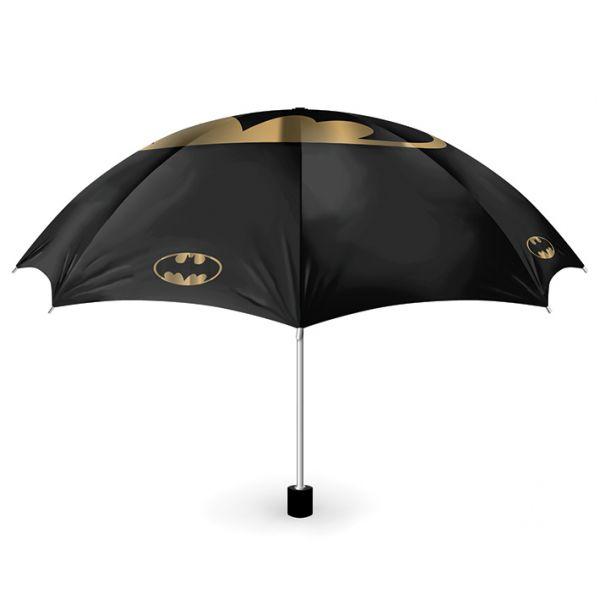 Bat and Gold Batman Regenschirm DC Comics