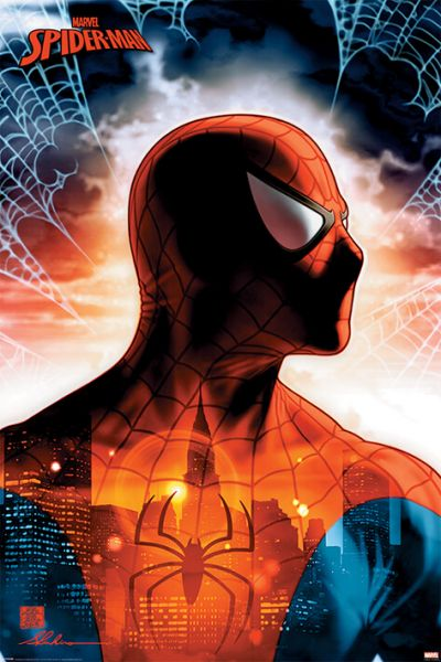 Protector of the City Spider-Man Maxi Poster Marvel