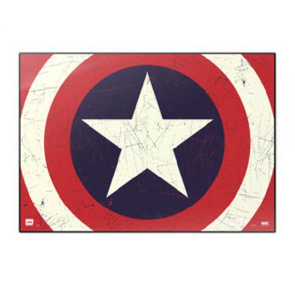 Captain America Schild Schreibunterlage Marvel