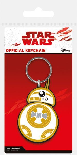 BB-8 The Last Jedi Schlüsselanhänger Star Wars