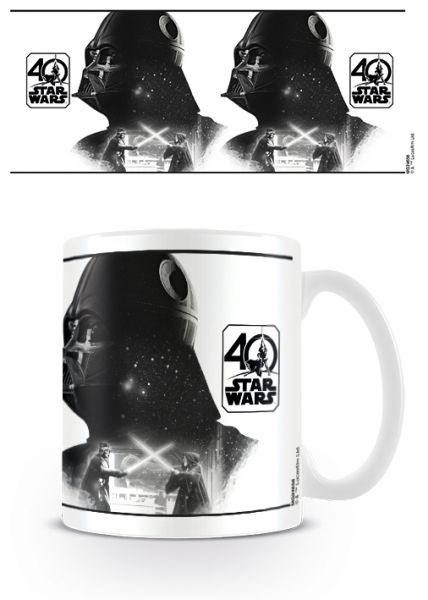 Darth Vader 40th Anniversary Tasse Star Wars