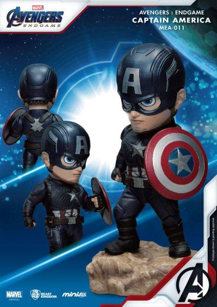 Captain America Avengers Endgame 7 cm Mini Egg Figur Marvel