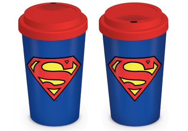 DC Comics (Superman), To Go Becher