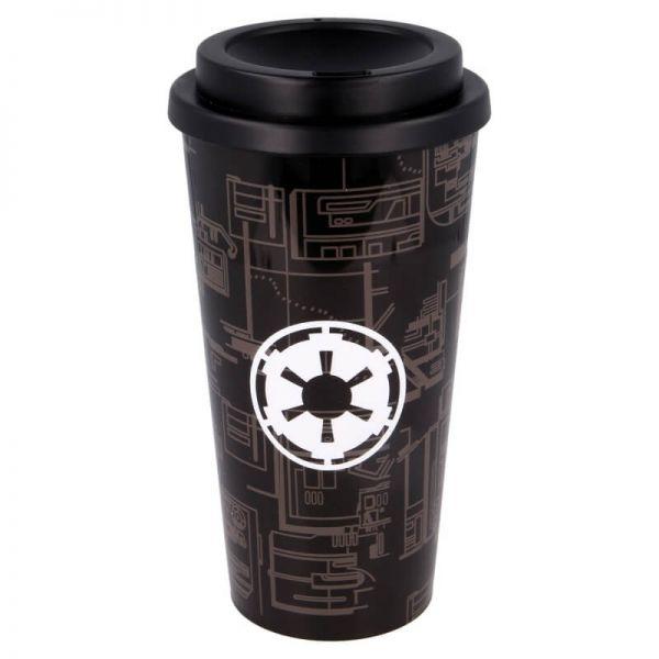 Empire Symbol To-Go-Becher Star Wars