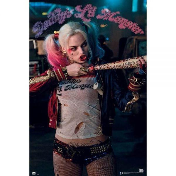 Harley Quinn Lil Monster Maxi Poster DC Comics