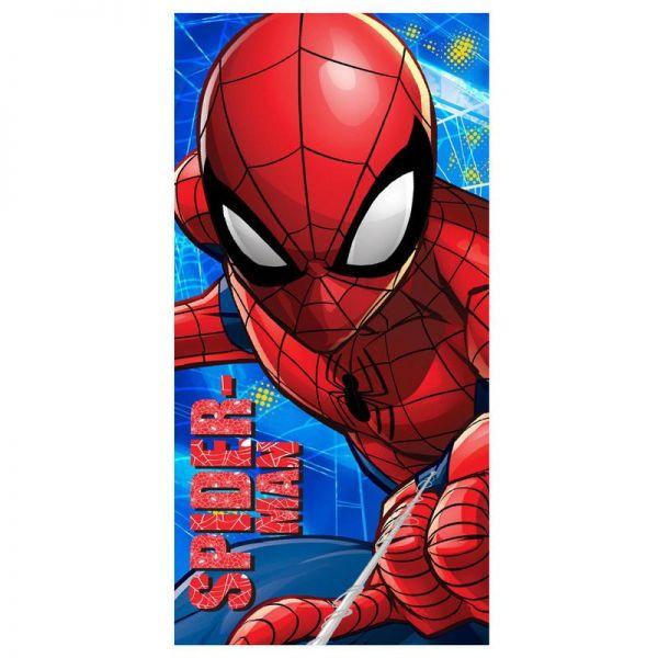 Spider-Man Web Handtuch Marvel