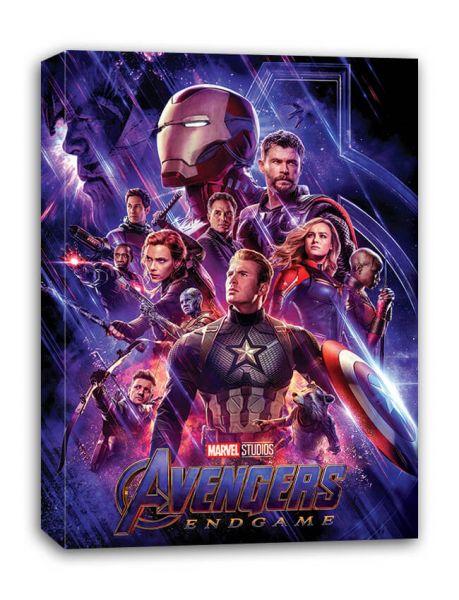 Avengers Endgame Journeys End Leinwandbild Marvel