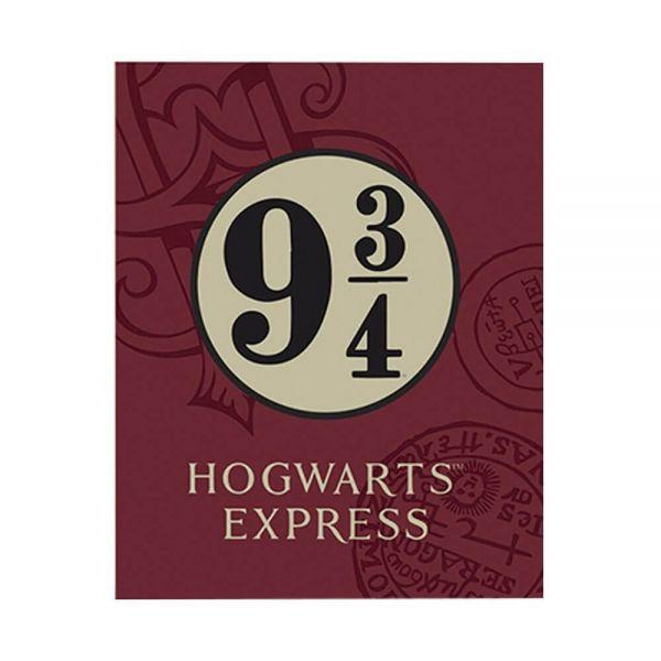 Hogwarts Express Fleece Decke Harry Potter