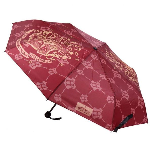 Hogwarts rot Regenschirm Harry Potter