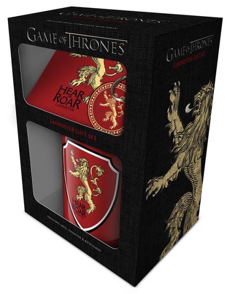 Lannister Geschenk-Set Game of Thrones