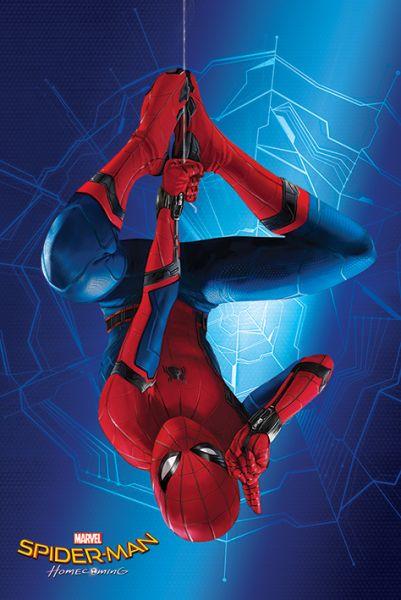 Spider-Man Homecoming: Hang, Maxi Poster