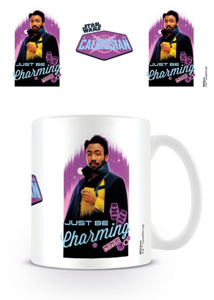 Solo: A Star Wars Story (Just be charming), Tasse