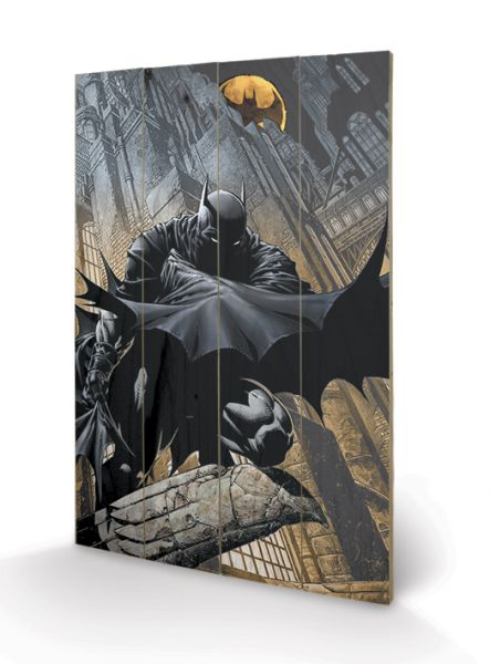 Batman: Night Watch, Holzdruck