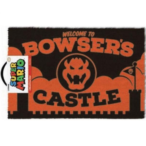 Bowser's Castle Fußmatte Nintendo