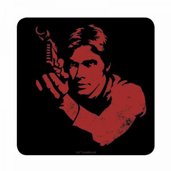 Han Solo Retro Untersetzer Star Wars