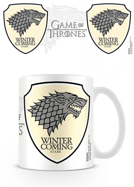 Game Of Thrones (Stark), Tasse