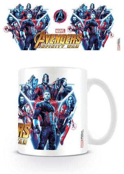 Avengers: Infinity War (Heroes United), Tasse
