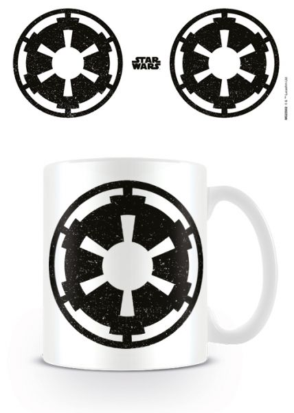Empire Symbol Tasse Star Wars