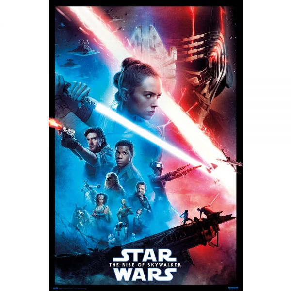 One Sheet The Rise of Skywalker Maxi Poster Star Wars