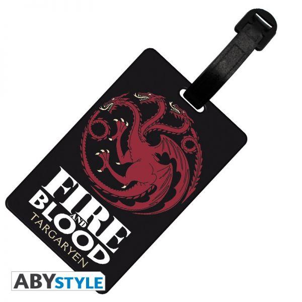 Targaryen Gepäckanhänger Game of Thrones