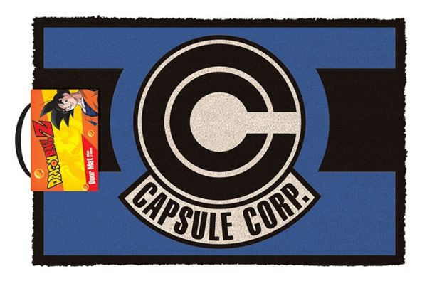 Capsule Corp. DBZ Fußmatte Dragon Ball