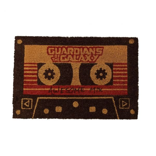 Awesome Mix Vol. 2 Guardians Of The Galaxy Fußmatte Marvel