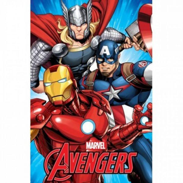 Avengers Fleece Decke Marvel