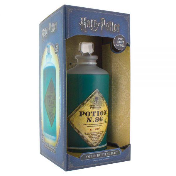 Harry Potter Leuchte Potion USB grün