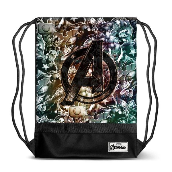 Avengers Helden Turnbeutel Marvel