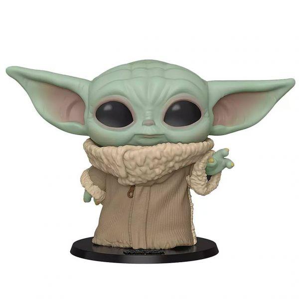 The Child Super Sized POP! Vinyl Figur 25 cm Mando Star Wars