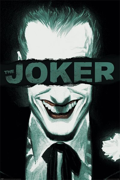 Put on a Happy Face The Joker Maxi Poster DC Comics