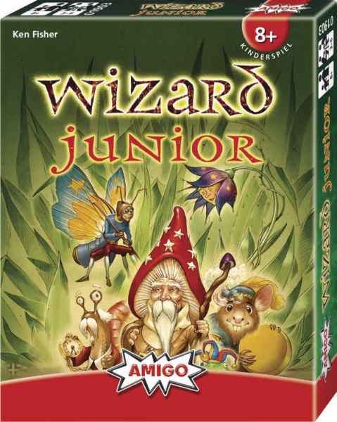 Wizard Junior Kartenspiel