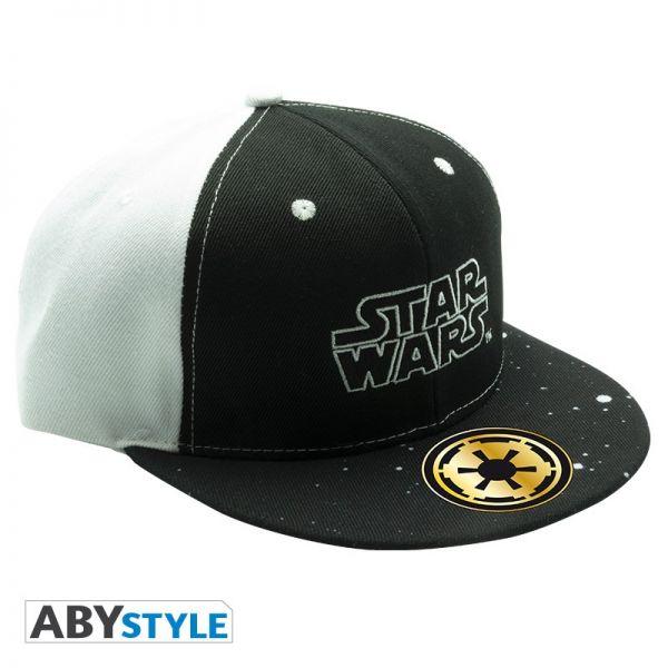 Star Wars Logo Snapback Cap Empire Star Wars