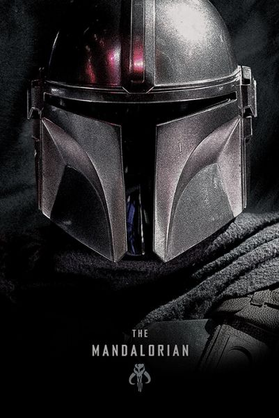 Star Wars: The Mandalorian Maxi Poster