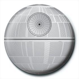 Todesstern Button Star Wars