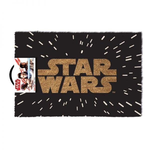 Star Wars Logo Fußmatte Star Wars