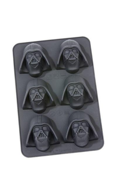 Darth Vader mittelgroß Silikonform Star Wars