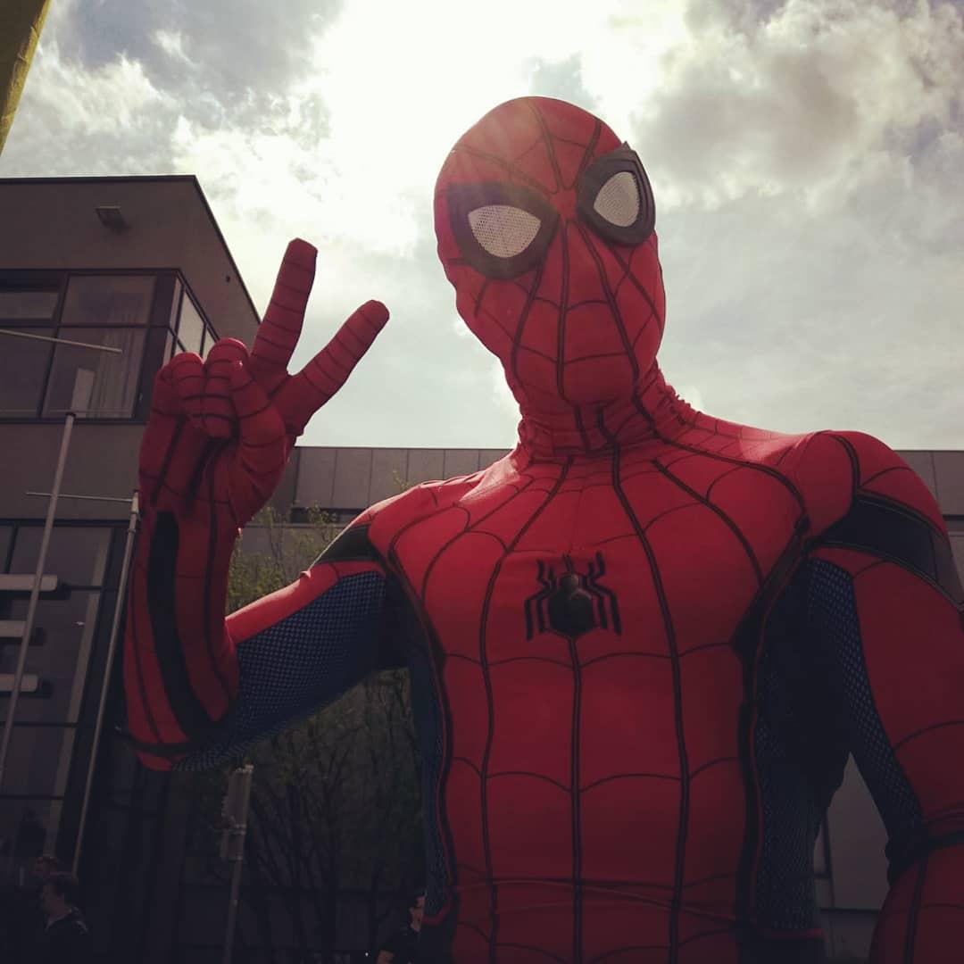 Spider-Man epify
