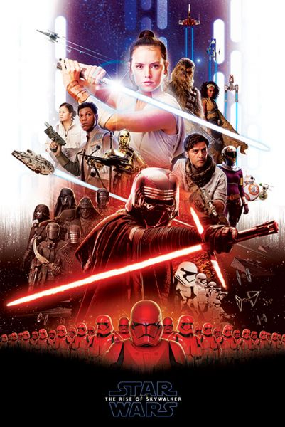 Epic The Rise of Skywalker Maxi Poster Star Wars