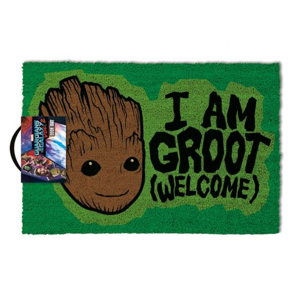 I Am Groot Guardians Of The Galaxy Vol. 2 Fußmatte Marvel