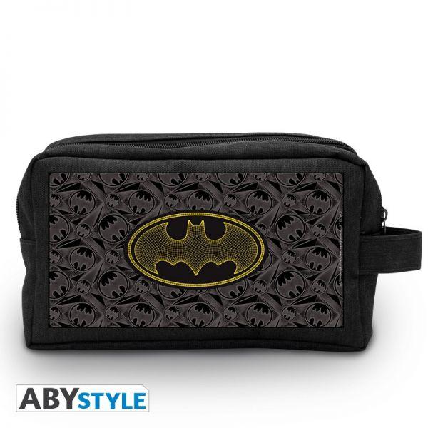 Batman Logo Kosmetiktasche DC Comics