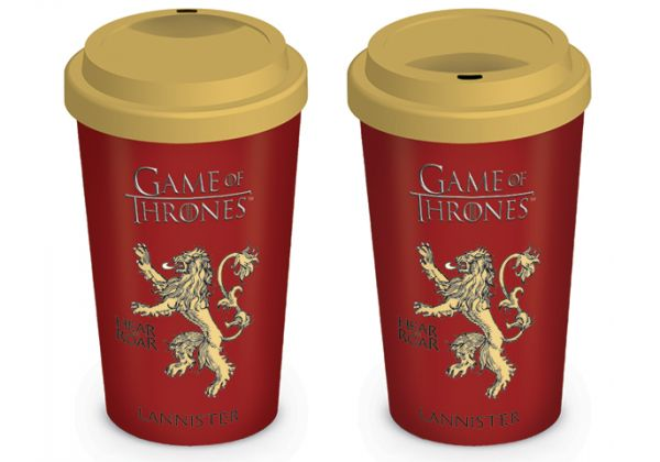 Hear Me Roar Lannister To-Go-Becher Game of Thrones