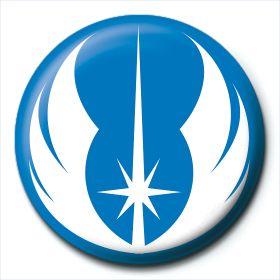 Star Wars: Jedi Symbol, Button