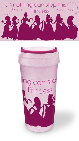 Disney Princess, Eco To-Go-Becher aus Bioplastik
