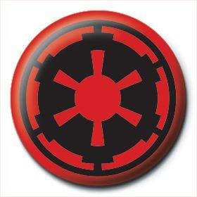 Star Wars: Empire Symbol, Button