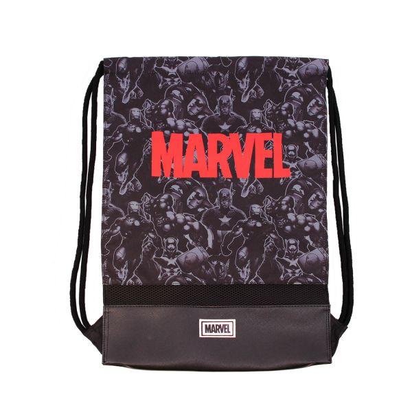 Marvel Logo Avengers Turnbeutel Marvel