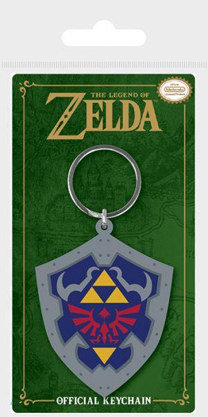 Hylia Schild Zelda Schlüsselanhänger Nintendo